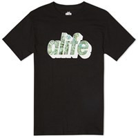 Alife Graff Fill Tee Black