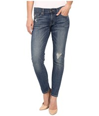 Lucky Brand Sienna Slim Boyfriend In Crosby Crosby Women's Jeans Black