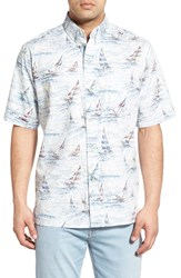 Men's Reyn Spooner 'Windy Days' Classic Fit Wrinkle Free Sport Shirt