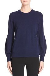 Burberry Women's Bell Sleeve Cashmere Sweater