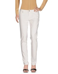 Roy Rogers Roger's Casual Pants White