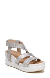 Dr. Scholl's Social Wedge Sandal Palomino Leather