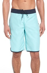 Billabong 73 Og Board Shorts Mint Heather