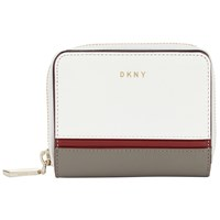 Dkny Greenwich Smooth Calf Leather Carryall Purse Multi