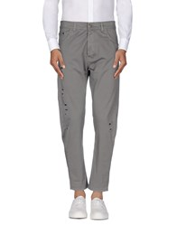 Yes London Trousers Casual Trousers Men Grey