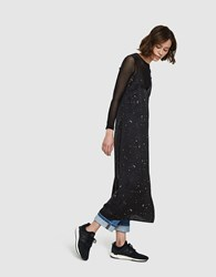 Which We Want Aquarius Dress In Black