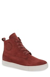 Blackstone Men's 'Mm33' High Top Sneaker Port