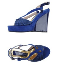 John Richmond Sandals Bright Blue