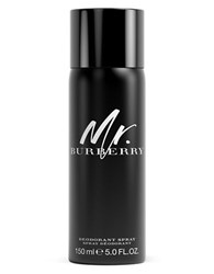Burberry Mr. Deodorant Spray 5.0Oz. No Color
