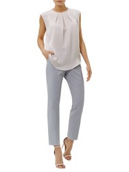 Fenn Wright Manson Petite Athens Trousers Grey