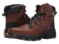 Georgia Boot Flxpoint 6 Soft Toe Brown Men's Work Boots