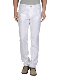 Dekker Casual Pants White