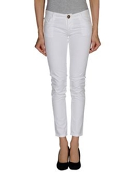 Blugirl Folies Casual Pants White