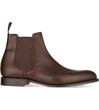 Church's Houston Leather Chelsea Boots Dark Brown
