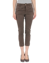 Violet Casual Pants Grey