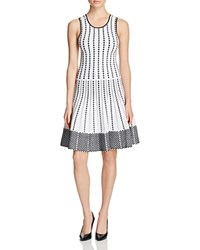 Parker Sims Knit Dress White