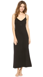 Only Hearts Club Cotton Nightgown Black