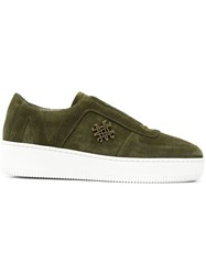Mr And Mrs Italy Low Top Sneakers Green