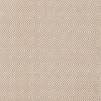Dash And Albert Petit Diamond Rug Khaki Ivory 91X152cm