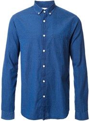Hope 'Roy Bd' Shirt Blue