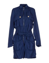 Tonello Full Length Jackets Blue