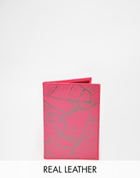Undercover Leather Passport Cover Pi1pink1