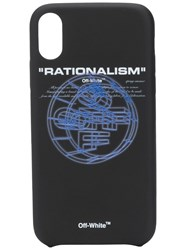 Off White Rationalism Iphone Xr Case 60
