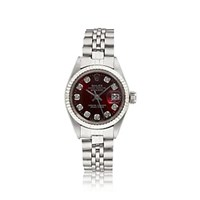 Vintage Watch Rolex 1972 Oyster Perpetual Datejust White