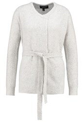 Banana Republic Aire Cardigan Light Grey