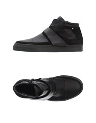 Cnc Costume National Costume National Active Footwear High Tops And Trainers Men Black