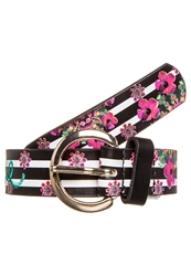 Desigual Cint Sailor Belt Negro Black