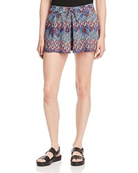 Ella Moss Kaliso Printed Shorts Seaport
