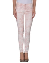 J Brand Casual Pants Light Pink