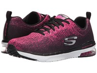 Skechers Skech Air Infinity Modern Chic Black Pink Women's Shoes