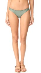 Jade Swim Chain Reaction Bottoms Sage