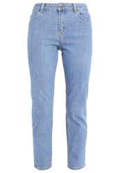 Dr. Denim Dr.Denim Edie Slim Fit Jeans Void Blue Light Blue Denim