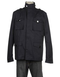 Rare Ra Re Coats And Jackets Mid Length Jackets Men Dark Blue