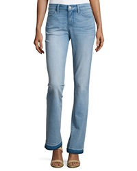 Nydj Faded Billie Boot Cut Jeans Manhattan Beach