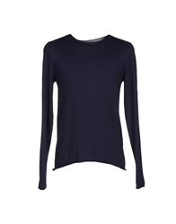 Closed Knitwear Jumpers Men Dark Blue