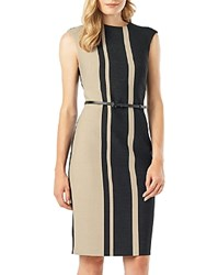 Phase Eight Robyn Striped Sheath Dress Multi