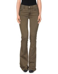 Jacob Cohen Jacob Coh N Denim Pants Military Green