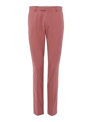 Label Lab Men's Rutherford Skinny Suit Trouser Pink