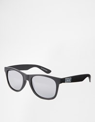 Vans Spicoli 4 Sunglasses In Black Vlc0cvq Black