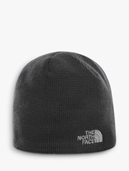 The North Face Bones Beanie Hat One Size Asphalt Grey