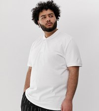Only And Sons Piquie Polo In White