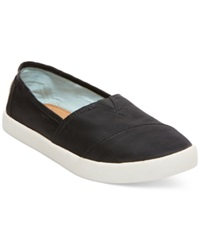 Madden Girl Madden Girl Sail Slip On Flats Women's Shoes Black