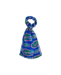 Forever Collectibles Florida Gators All Over Logo Infinity Scarf Blue
