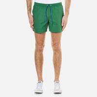 Lacoste Men's Swim Shorts Red