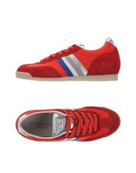Serafini Sport Footwear Low Tops And Trainers Men Red