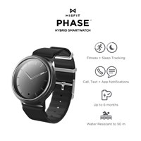 Misfit Mis5000 Activity Tracker Sports Watch Black